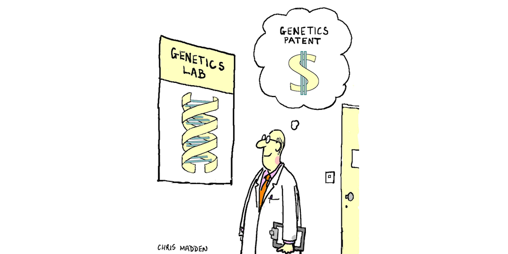 gene patent feature