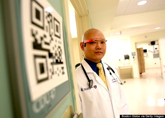 Google Glass Embraced At Beth Israel Deaconess